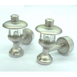 LED Light Lamp Cufflinks