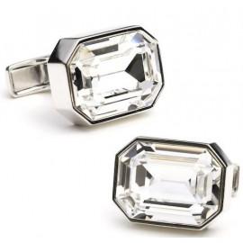 Gemelos Cristal de Swarovski