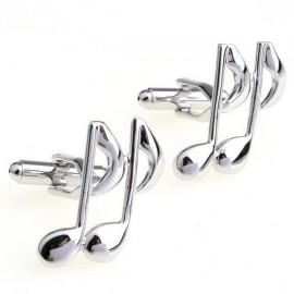 Gemelos Corchea Musical