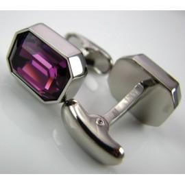 Gemelos Swarovski Púrpura