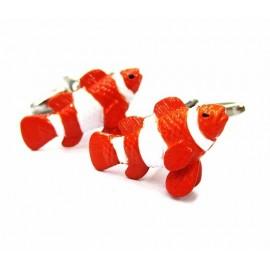 Clownfish Cufflinks