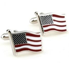 Gemelos Bandera Estados Unidos