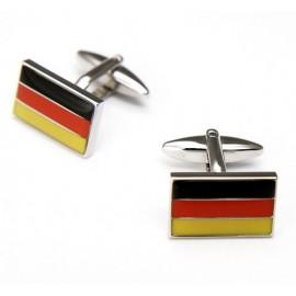Gemelos Bandera Alemania