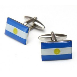Gemelos Bandera Argentina