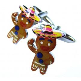 Gemelos Gingerbread Man