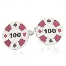 Gemelos Ficha Poker