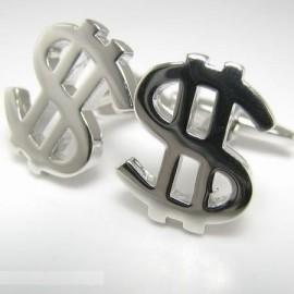 Dollar Symbol Cufflinks