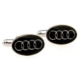 Gemelos Audi Negro