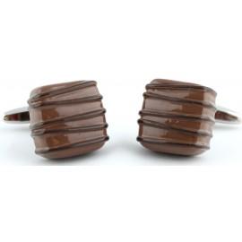 Gemelos Bombón Chocolate