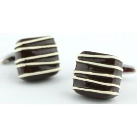 Gemelos Bombón Chocolate Negro