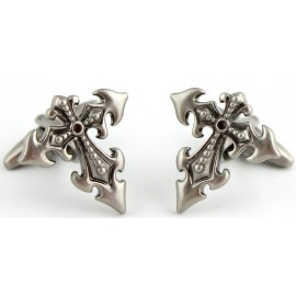 Vintage Cross Cufflinks