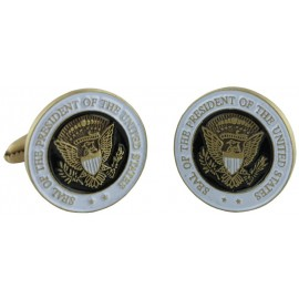 US Presidential Seal Cufflinks