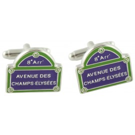 Champs-Élysées Cufflinks
