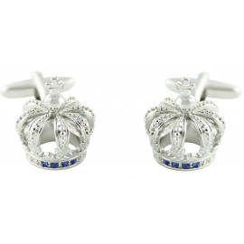 Royal Crown Cufflinks
