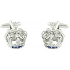 Royal Crown Cufflinks