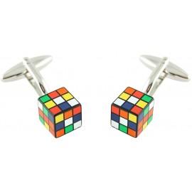 Rubik´s Cube Cufflinks