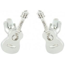 Gemelos Guitarra Española 3D