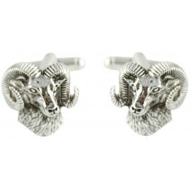 Rams Head Cufflinks