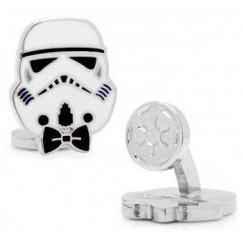 Stylish Storm Trooper Cufflinks