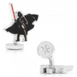 Darth Vader Action Cufflinks