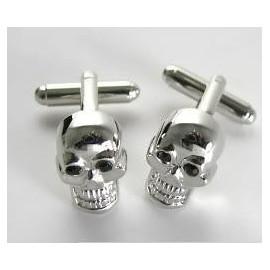 Small Skull Cufflinks