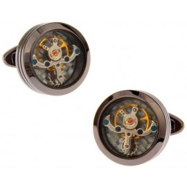 Black Watch Movement Cufflinks