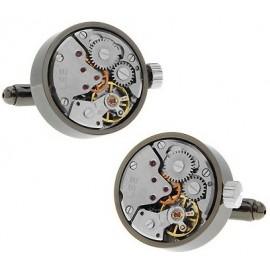 Gemelos Reloj Mecanismo V