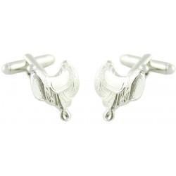 Saddle Horse Cufflinks