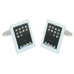Gemelos iPad Air Blanco