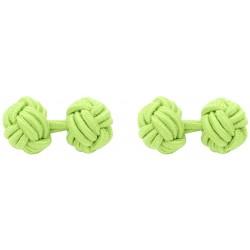 Gemelos Elásticos Bola Verde Pistacho