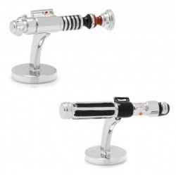 Luke Skywalker Vs Darth Vader Lightsaber Cufflinks