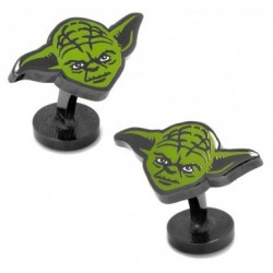Yoda Cufflinks