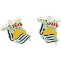 Real Sociedad Cufflinks