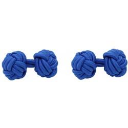 Gemelos Elásticos Bola Azul Cobalto