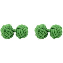 Gemelos Elásticos Bola Verde Hierba