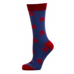 Blue R2D2 Socks