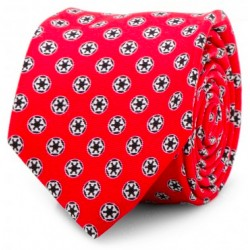 Imperial Red Skinny Tie