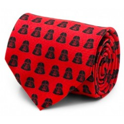 Darth Vader Red and Black Tie
