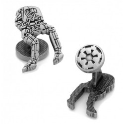 AT-ST Walker Cufflinks