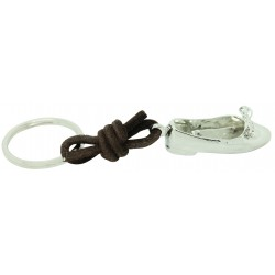 Bullfighter Shoes Keychain
