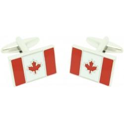 Gemelos Bandera Canadá