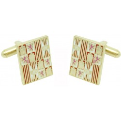Royal Standard of Spain Cufflinks