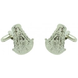 Virgin of El Rocio Cufflinks