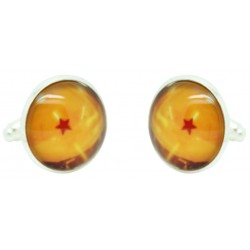 Wholesale One Star Dragon Ball Cufflinks