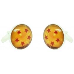 Wholesale 5 Stars Dragon Ball Cufflinks