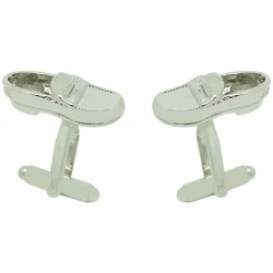 Mocassins Shoes Cufflinks