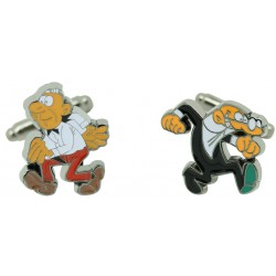 Mort & Phil Cufflinks