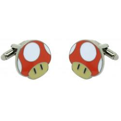 Gemelos Seta Roja Super Mario Bros.