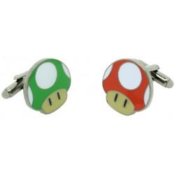 Gemelos Seta Roja y Verde Super Mario Bros.