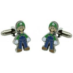 Luigi Cufflinks